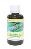 """""""Хлорофилл-антиоксидант"""" масло"""