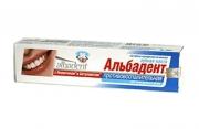 """Зубная паста """"Альба-дент"""" противовоспалительная с женьшенем"""